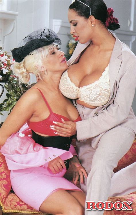 Two Retro And Sexy Lesbians Kissing A Big S Xxx Dessert Picture