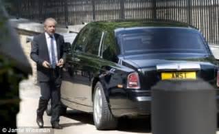 Lord Sugar Rolls Royce Sir Alan You Re Fired Sugar Meets Embattled Gordon Brown