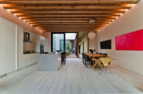 home design show montreal ecological house in montreal with contemporary exposed