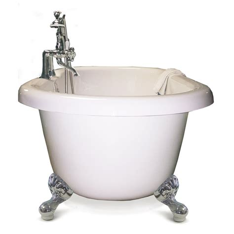 bathtub deals chelsea collection double ended clawfoot tub packages