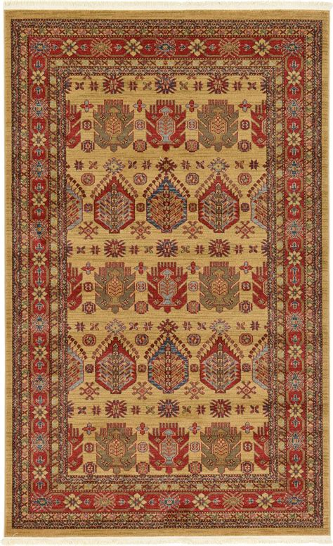 Heriz Design Rug Traditional Persian Style Rugs Clasic Rug Styles