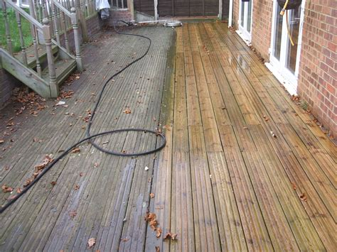 Cleaning A Patio With A Pressure Washer by Leeds Plumber Plumbing Leeds Emergency Plumbing Leeds