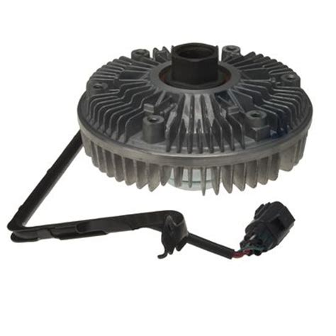 cummins fan clutch problems i have an 03 cummins so my fan are the wires off and im