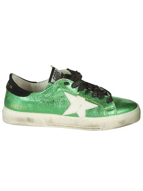 golden goose sneakers golden goose golden goose may sneakers g28ws127 e3