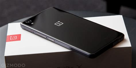 one plus one phone oneplus x is a 250 phone that s shockingly looking