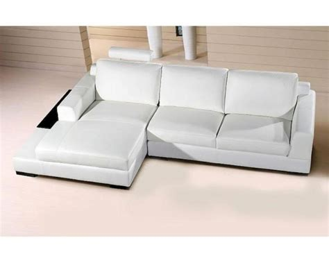 white sectional sofa with chaise white sectional sofa with chaise zen white leather