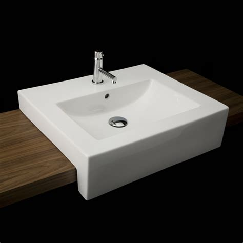 semi recessed sinks discount bathroom sinks home to