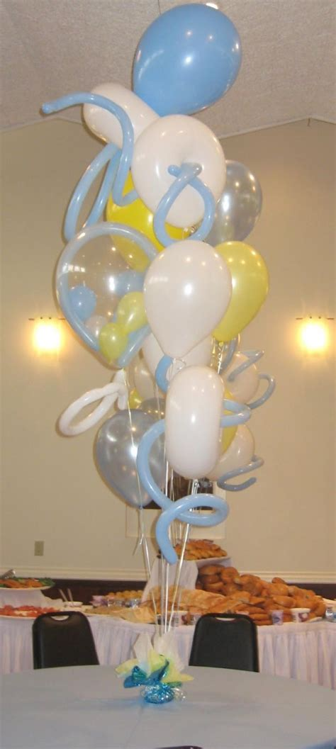 Baby Boy Balloons For Baby Shower by Balloon Designs Pictures Balloon Bouquets For Boy Baby Shower