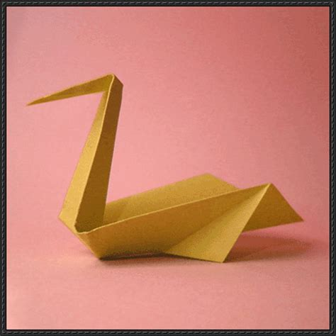 How To Make Bird Using Paper - pelican papercraftsquare free papercraft