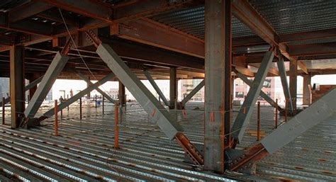 buckling restrain braces architectural engineering earthquake engineering steel structure