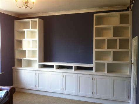 wall storage units made to measure handmade cabinets