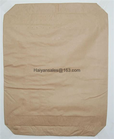 Materials For Paper - kraft paper cement bag qs 003 qingshan china