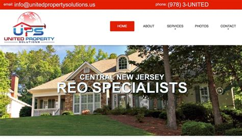 best home improvement website design contemporary