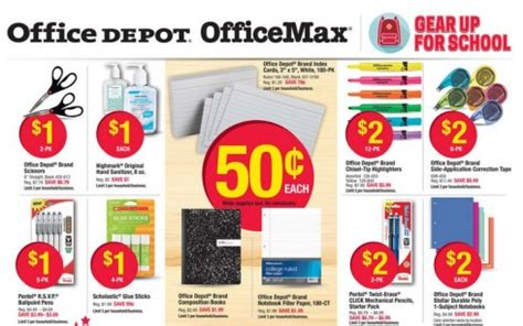 Officemax Gift Card Sale - office depot index cards 0 50 more