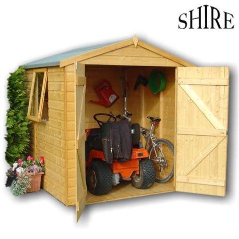 shire arran  shed