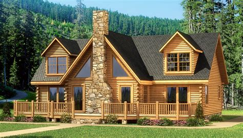 log houses plans my favorite one grand lake log home plan southland