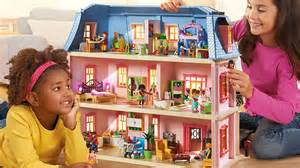 playmobil haus playmobil dollhouse romantisches puppenhaus