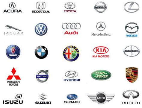 luxury car logos and names by the numbers october 2010 automotive sales