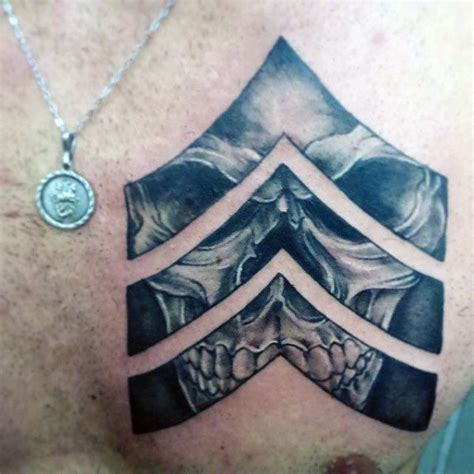 army tattoos show your respect for the defenders of