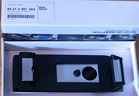 Bmw Iphone All Hp bmw oem apple iphone 6 snap in adapter connect f10 e90 f06 f01 import it all