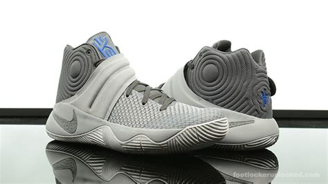 Kyrie 2 Cool Grey 1 nike kyrie 2 wolf grey foot locker