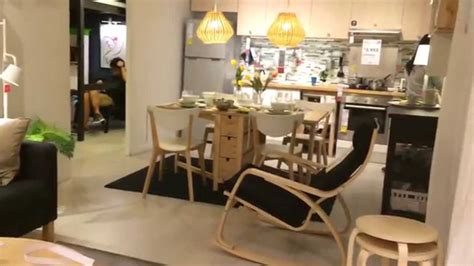 small home interior design youtube ikea small home idea 57 sqm interior design youtube