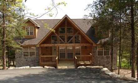 Cabin Rentals In Branson by Branson Cabins Branson Cabin Rentals Golf Cabins