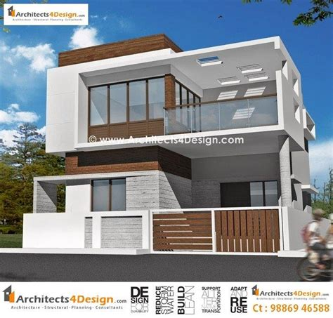 home design plan and elevation duplex house plans in 1000 sq ft homes pinterest