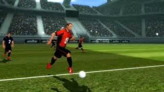 Football superstars in this massively multiplayer 3d football soccer