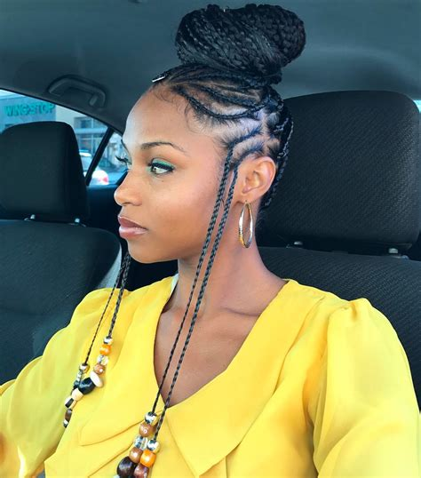 Hairstyles With Braids For Black Hair by The Top 10 Summer Braid Hairstyles For Black Mane Guru