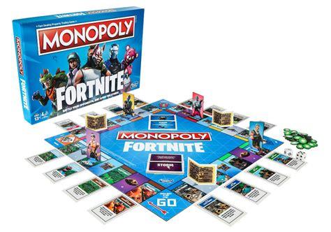 fortnite monopoly fortnite tendr 225 monopoly oficial y pistolas nerf gracias a