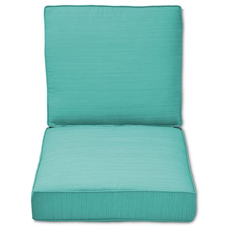 loveseat cushion set belvedere 2 piece outdoor replacement patio club chair