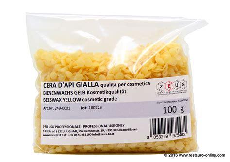 sti per candele di cera d api cera d api gialla qualit 224 per cosmetica vendita