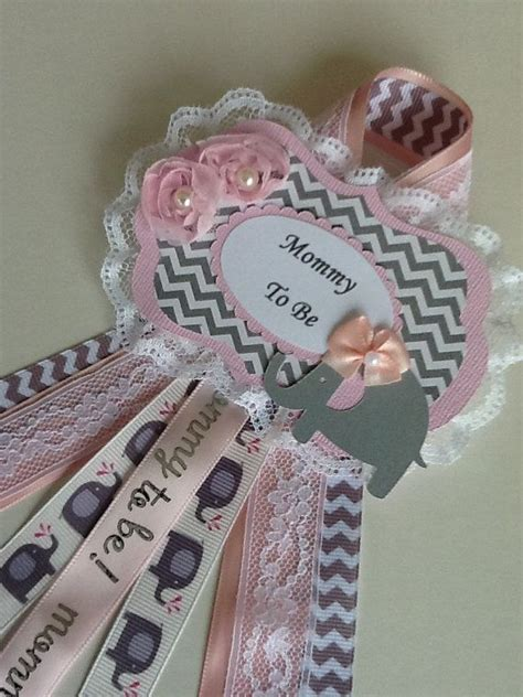 Pink And Grey Elephant Baby Shower Decorations by Best 25 Elephant Baby Showers Ideas On