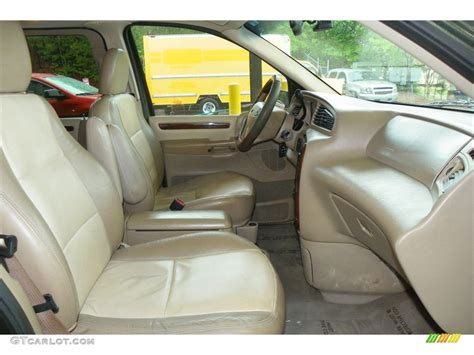 2002 Ford Windstar Interior by 2002 Ford Windstar Limited Interior Color Photos