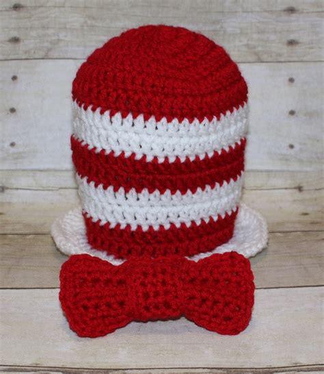 crochet pattern cat in the hat crochet pattern for cat in the hat hat manet for