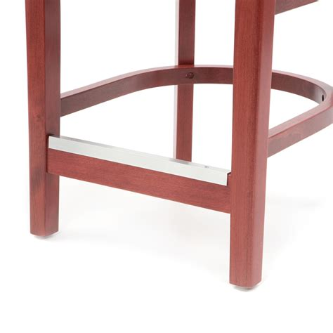 bar stool bottoms holsag carole wood barstool counter stools by braniff