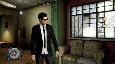 sleeping dogs mr black suit reservoir dogs youtube