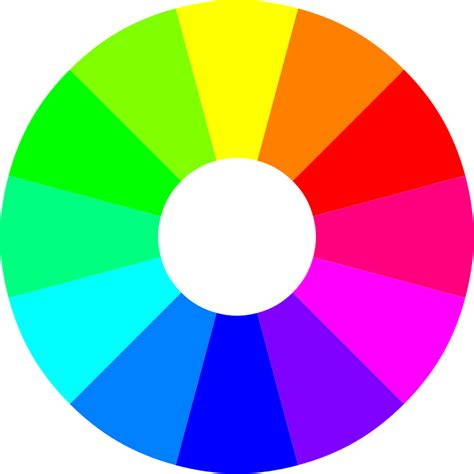 color or colour file rgb color wheel 12 svg wikimedia commons