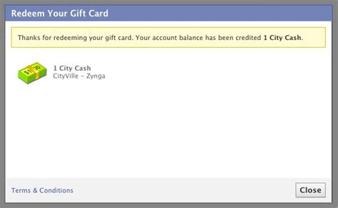 Facebook Com Gift Cards Redeem - zynga support