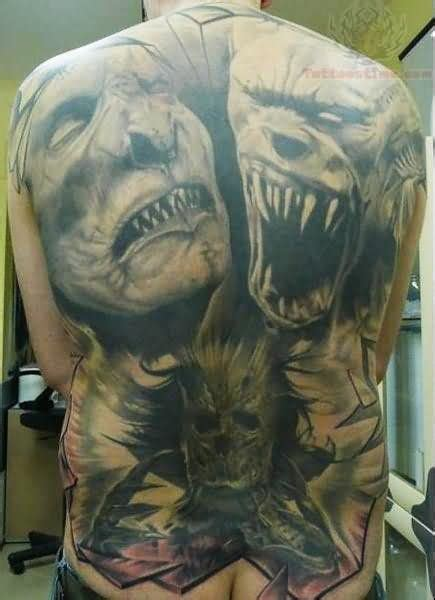 zombie tattoo guy 24 best tattoos for images on