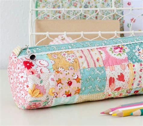 Patchwork Pencil Pattern - 17 best images about pouches bags on coin