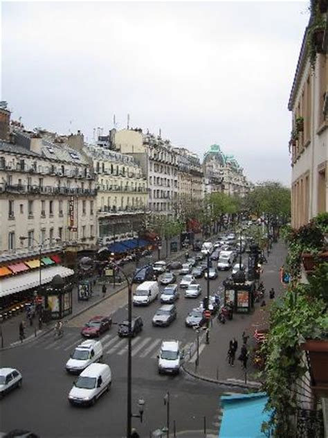 5 Boulevard Montmartre by Boulevard Montmartre From Hotel Window Picture Of Tryp