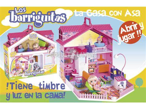 casa de las barriguitas barriguitas casa maletin juguetilandia