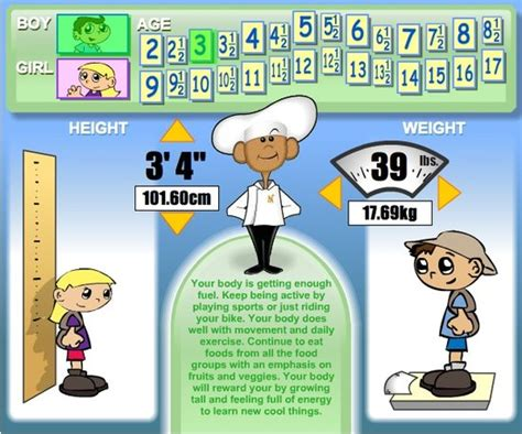 kids index magical messages it s fun to be healthy game for kids