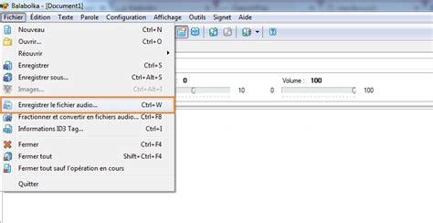 format audio enregistrement comment convertir du texte en audio avec un logiciel de