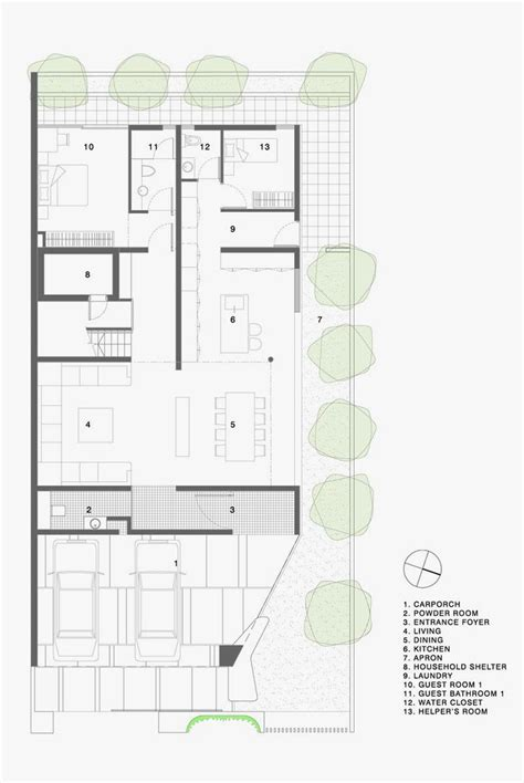 minimalist home plans minimalist house with extended garden spaces maximum