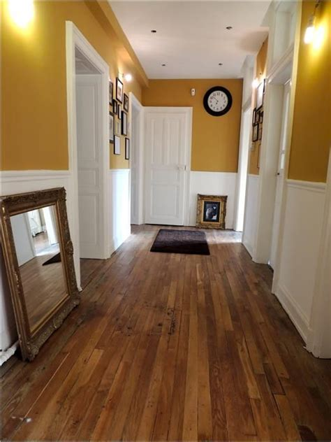 25 best ideas about yellow hallway on yellow