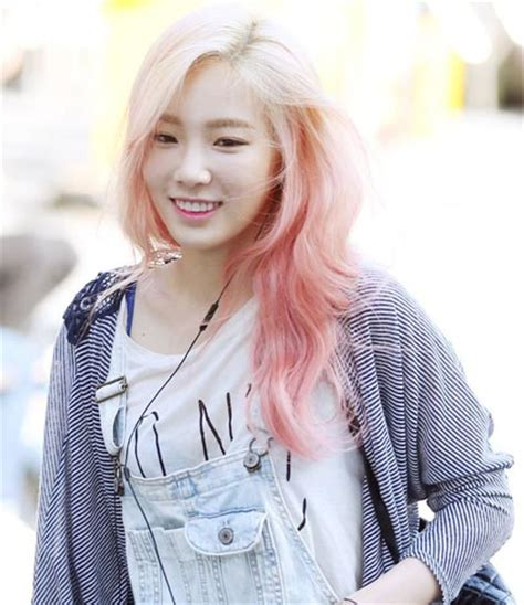 Taeyeon Hairstyle by Trendy Hairstyle And Color 2017 2018 Best Cars Reviews