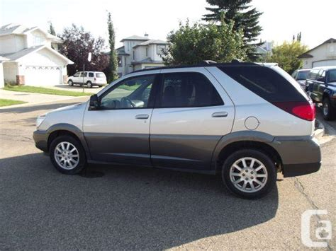 2005 buick suv 2005 buick rendezvous suv edmonton for sale in